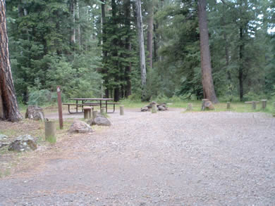 Hannagan campground