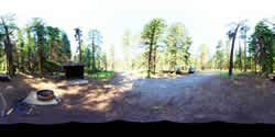 Diamond Rock Campground Campsite 5
