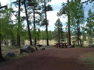 campgrounds hookups white mountains arizona .